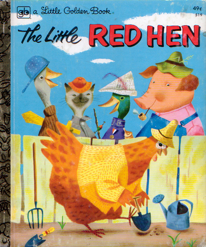 The Fox And The Hen Book Where They Have Kids