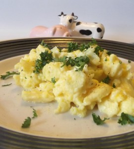 The Perfect Scrambled Eggs