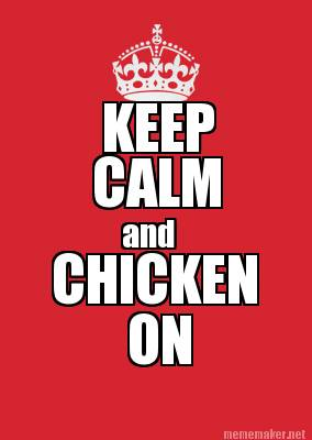 Keep Calm and Chicken On - The Hen: An Appreciation (E.B. White)