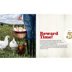 Reward time - what's your chicken dream prize ?