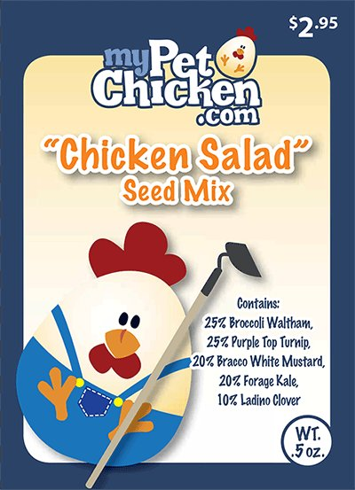 Chicken Salad Seeds