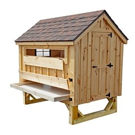 Chicken gift: bigger coop